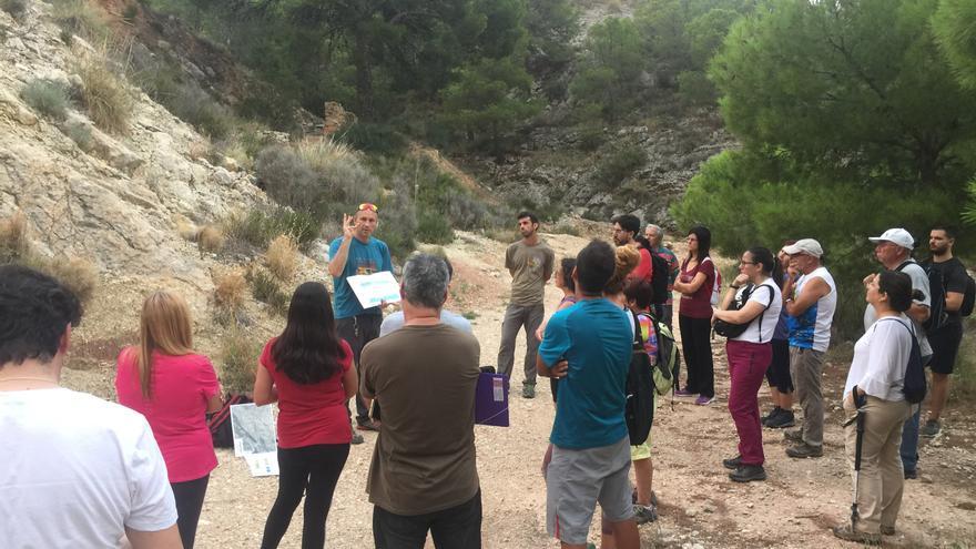 Curso del Cefire en Crevillent sobre Jiménez de Cisneros y la sierra