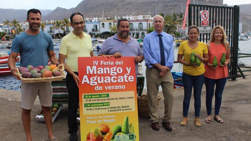 La Feria del Mango y Aguacate ofrecerá 8.000 kilos de productos