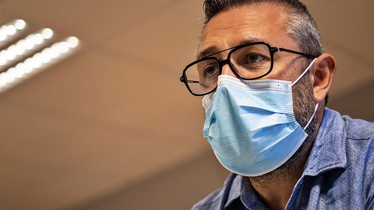 Viceconsejero de Lucha contra el Cambio Climático del Gobierno de Canarias | Andrés Gutiérrez