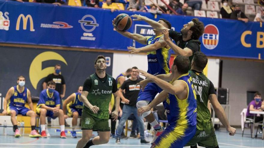 La federació espanyola confirma que es posposen dues jornades més de la lliga EBA