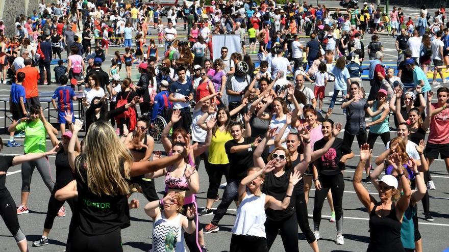 A Coruña celebra el domingo la 32 edición del Día del Deporte