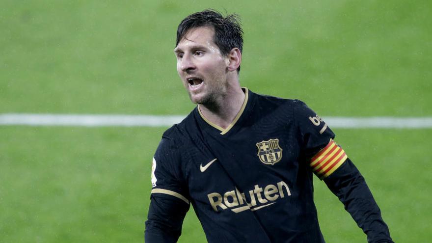 Messi i el Barça emprendran accions legals contra «El Mundo»
