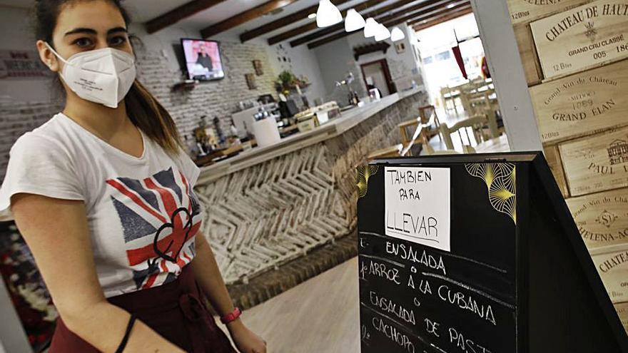 El centro comercial San Agustín sigue buscando su impulso