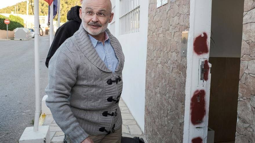 Vigilancia Penitenciaria deniega  el tercer grado para el expresidente del PP de Ibiza José Juan Cardona