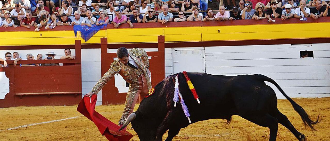 La Setmana de Bous de 2019 es la última celebrada en Algemesí. | VICENT M. PASTOR