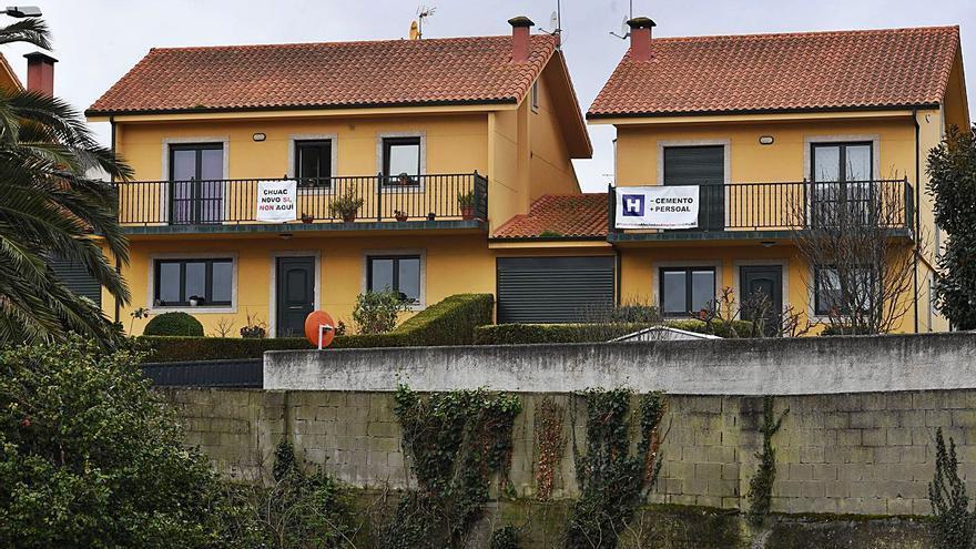 El proyecto del nuevo hospital prevé el derribo de veinte viviendas y otras cinco construcciones