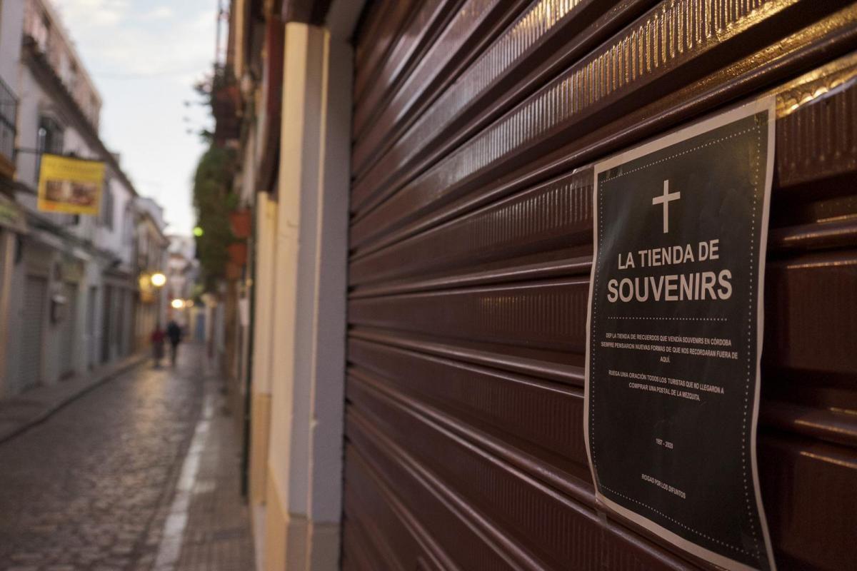 La Judería tras el cierre de la hostelería y el comercio