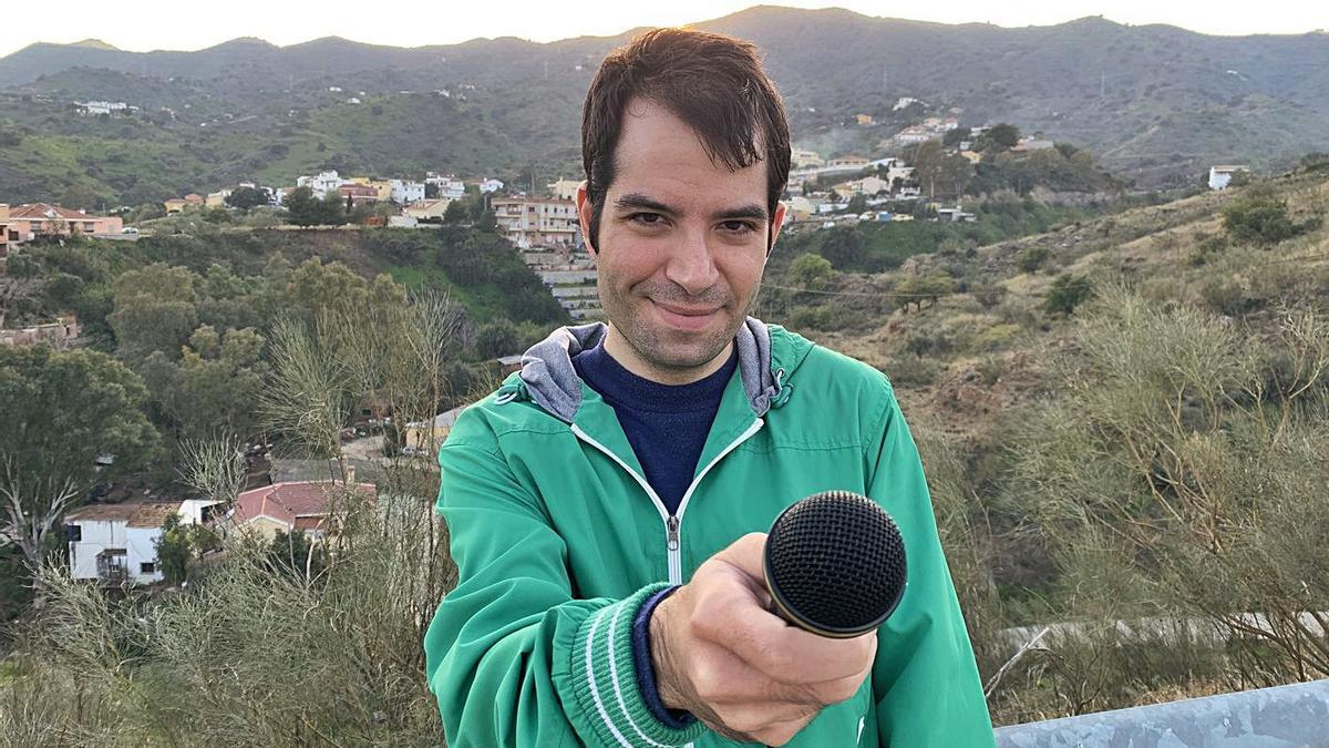 Javier España