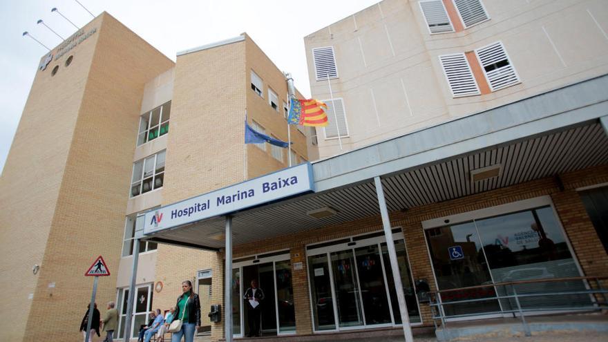 Sanidad indemnizará con 40.000 euros a una víctima del contagio de hepatitis C en el Hospital Marina Baixa