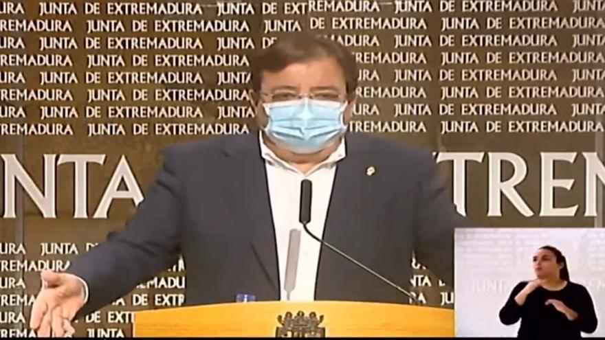 """Vara justifica por """"principio de legalidad"""" posibles indultos a presos independentistas, aunque a él """"no le guste"""""""