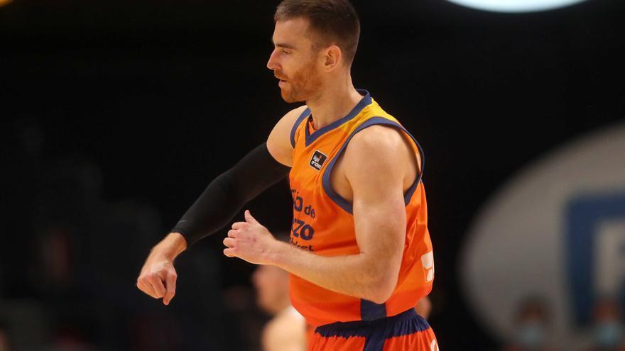 Horario y televisión del partido de Valencia Basket en Burgos