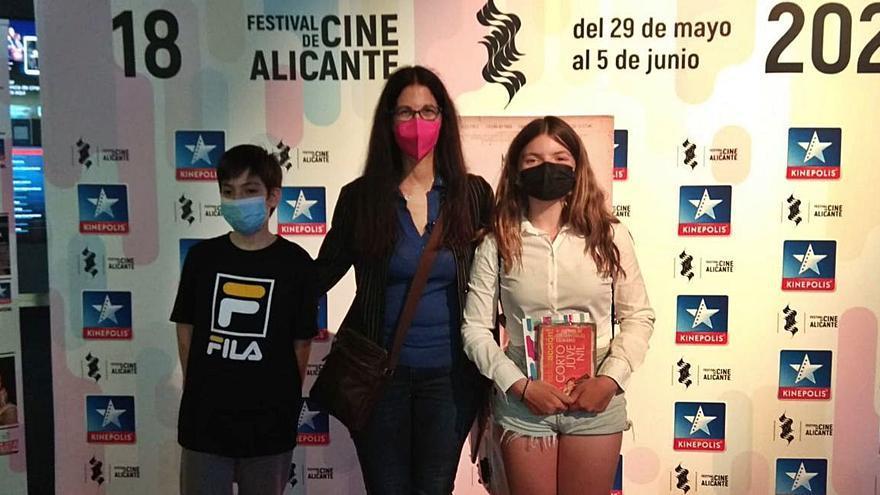 Alumnos «de película»