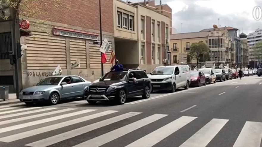 VIDEO | Manifestación contra la sobreprotección del lobo en Zamora