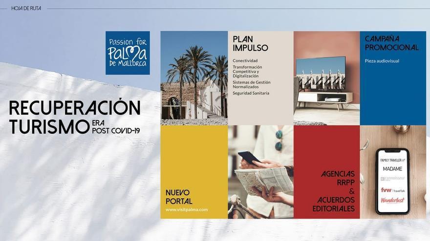 Palma lanza su campaña de promoción turística en el mercado nacional