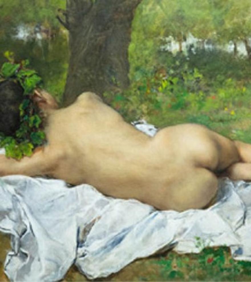Exposición Joaquín Agrasot. Un pintor internacional