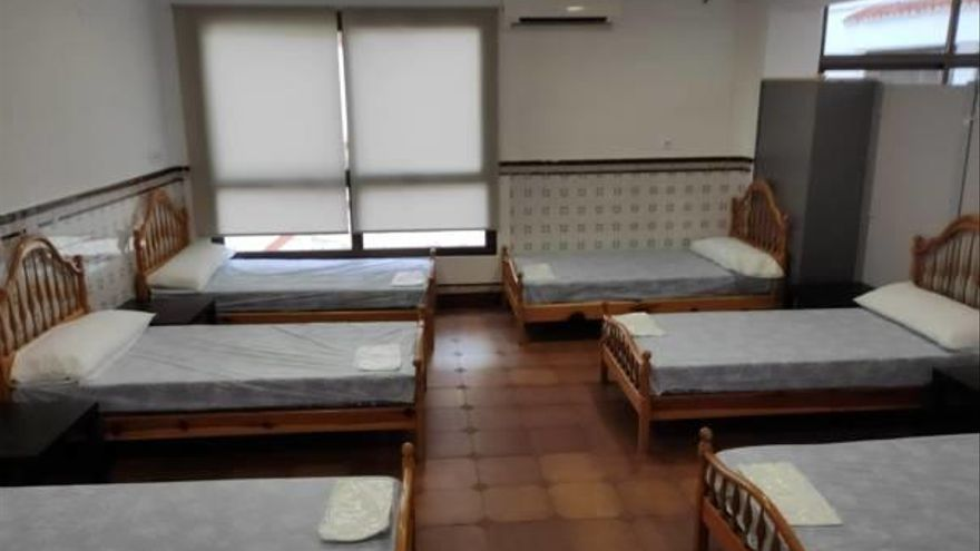 El último albergue del Camino de Santiago se abre en la Pobla