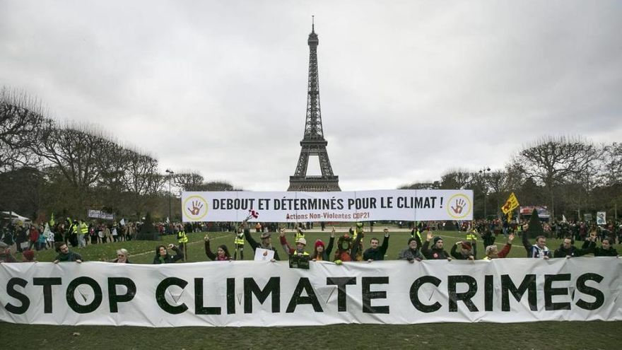 Se están produciendo progresivos logros a favor del clima.