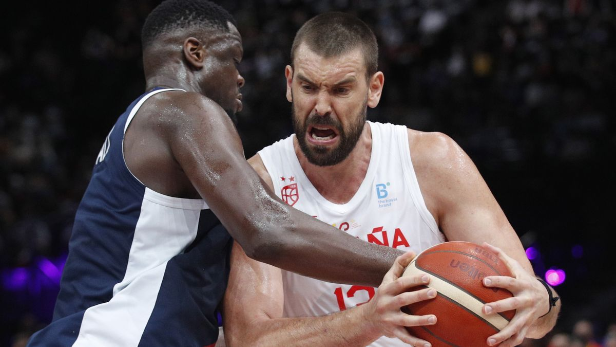 The Grizzlies cut Marc Gasol and he is now a free agent.