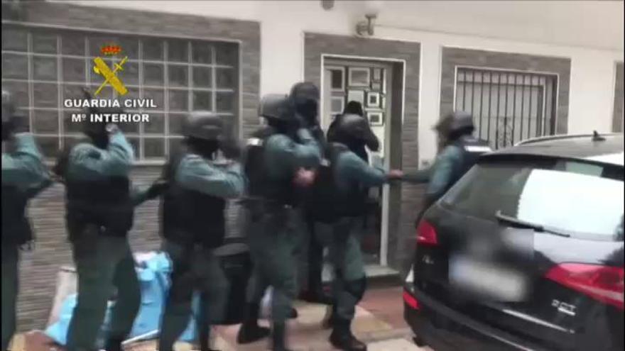 Destapan una estafa piramidal millonaria en Alicante con cerca de 250 afectados