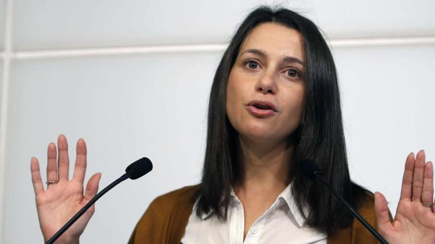 Arrimadas nega que l'estat espanyol afusellés Lluís Companys