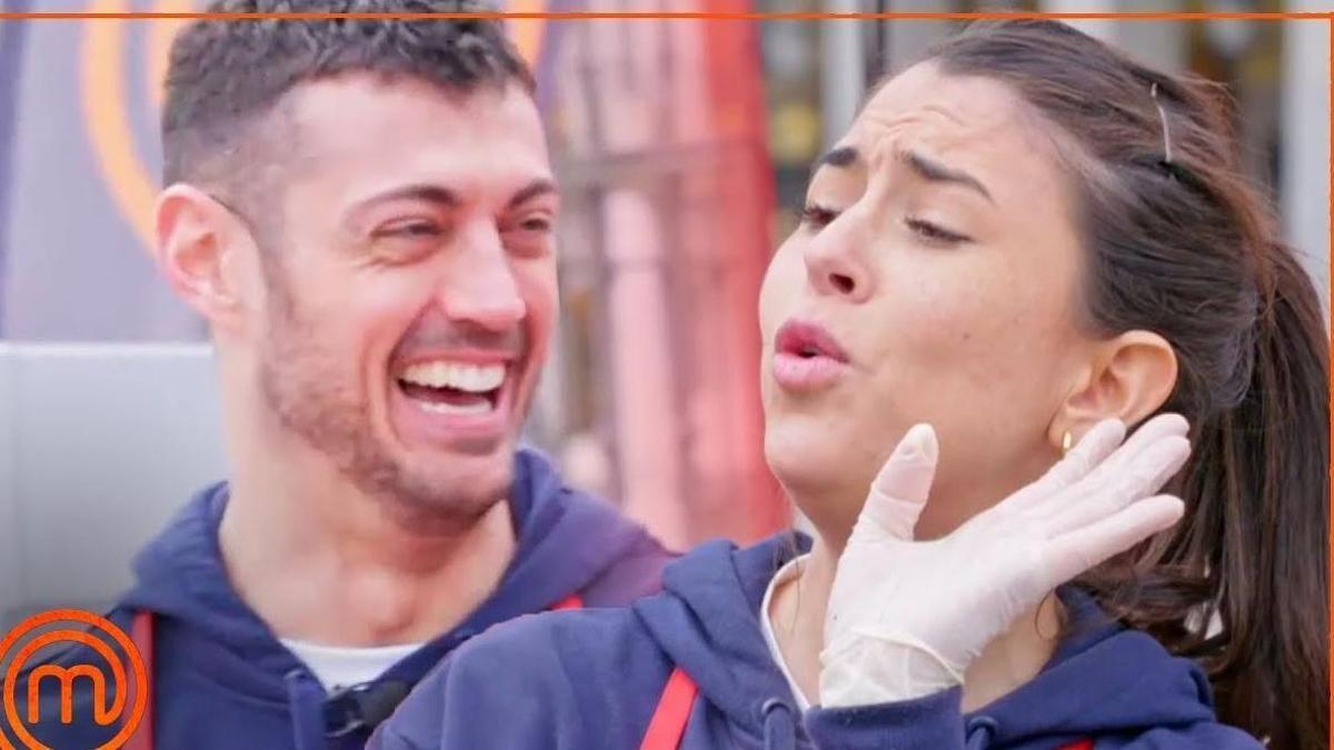 Ofelia se sintió atraída por Jose desde que éste entró en el concurso