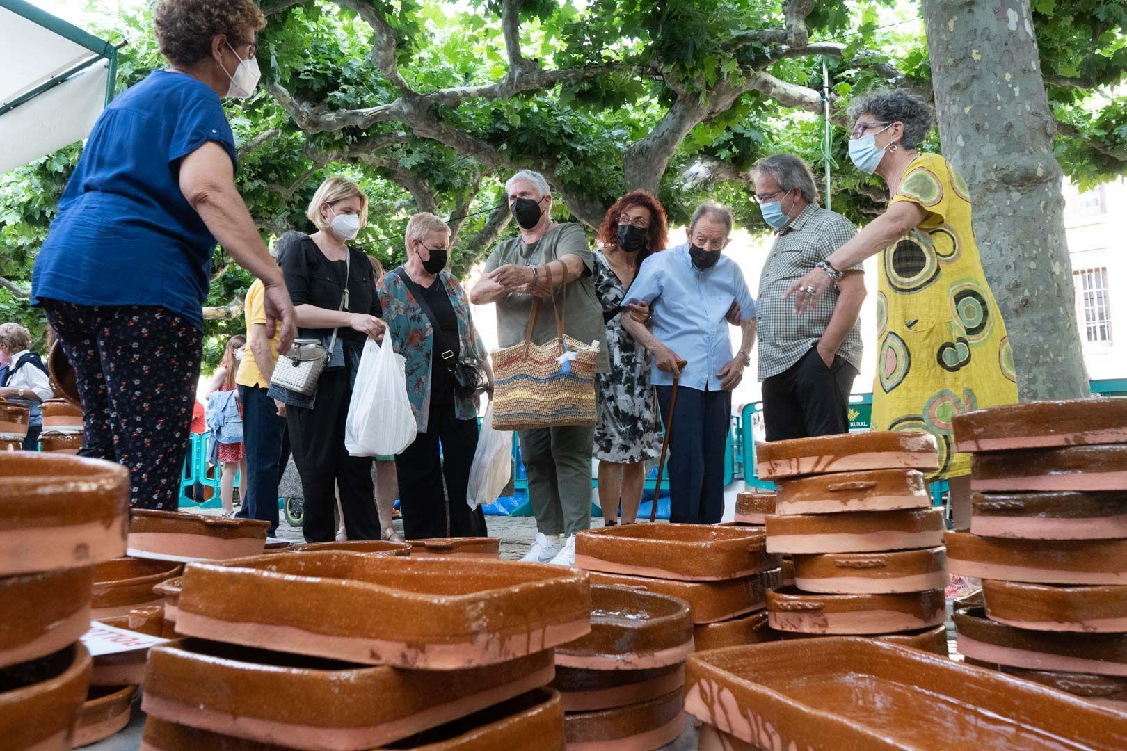 GALERÍA   La Feria de la Cerámica y Alfarería Popular de Zamora 2021, en imágenes