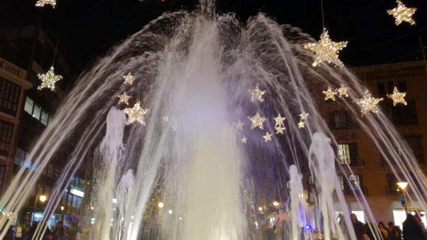 Palma zieht Start der Adventsbeleuchtung vor