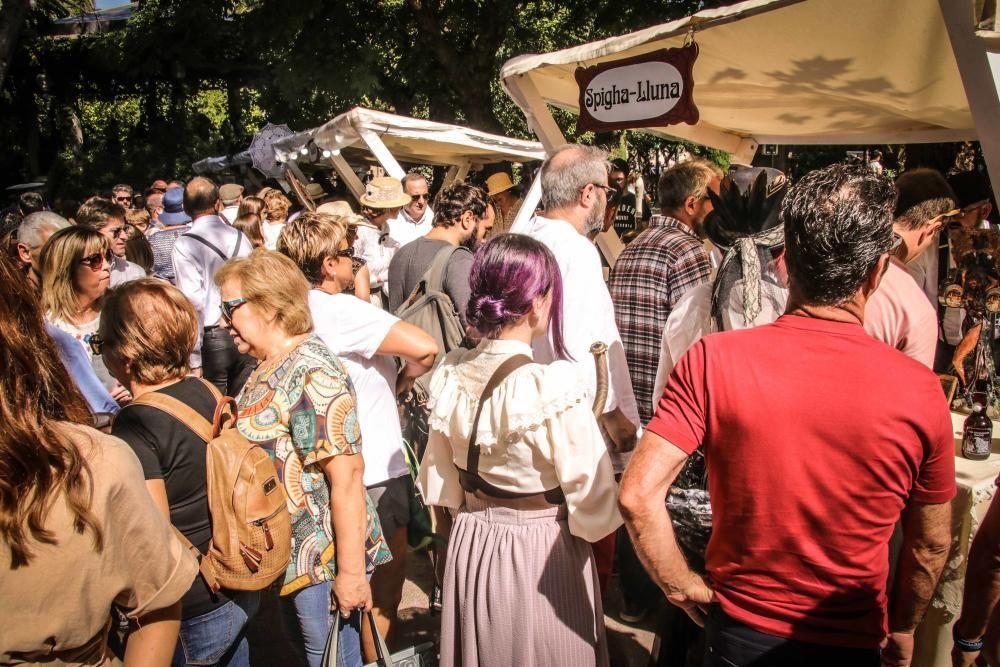 Tercera jornada Feria Modernista de Alcoy