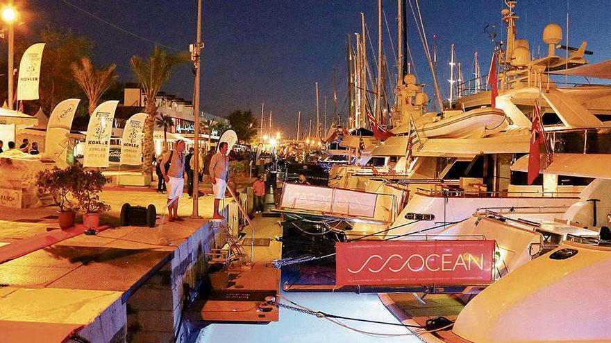 Gegenwind für die Boat Show auf Mallorca