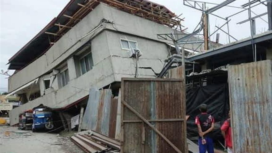 Al menos cuatro muertos por un terremoto en Filipinas