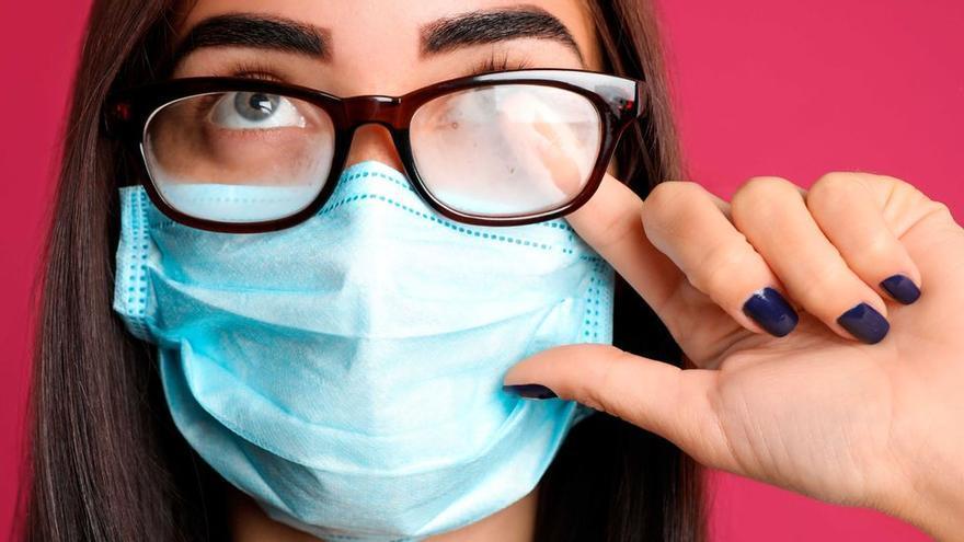 Las patologías oculares aumentan por el uso de la mascarilla
