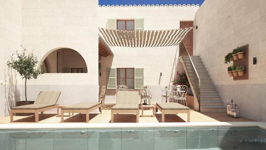 Gleich drei neue Hotels in Petra