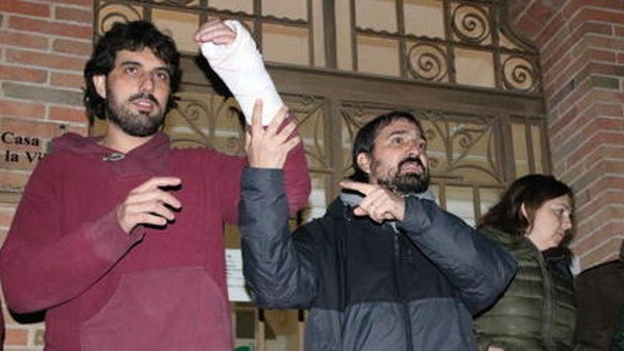 Els alcaldes de Verges  i Celrà no aniran a judici