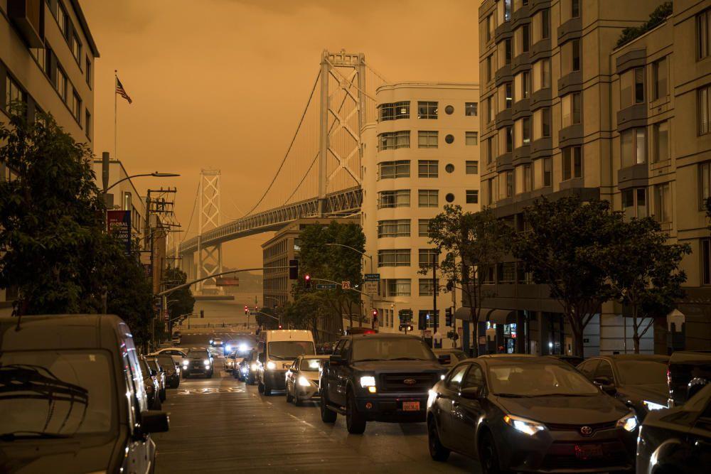 Incendios en California | Septiembre