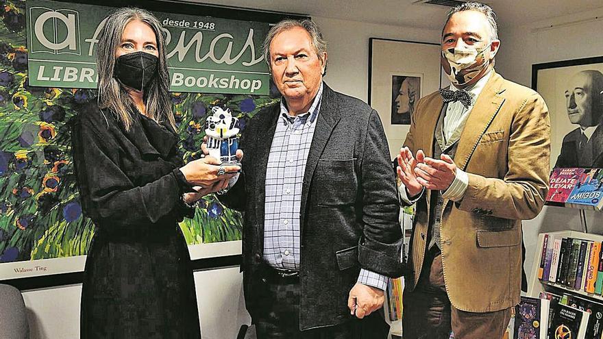 José Manuel Otero Lastres gana el Premio de Literatura y Ensayo Fernando Arenas