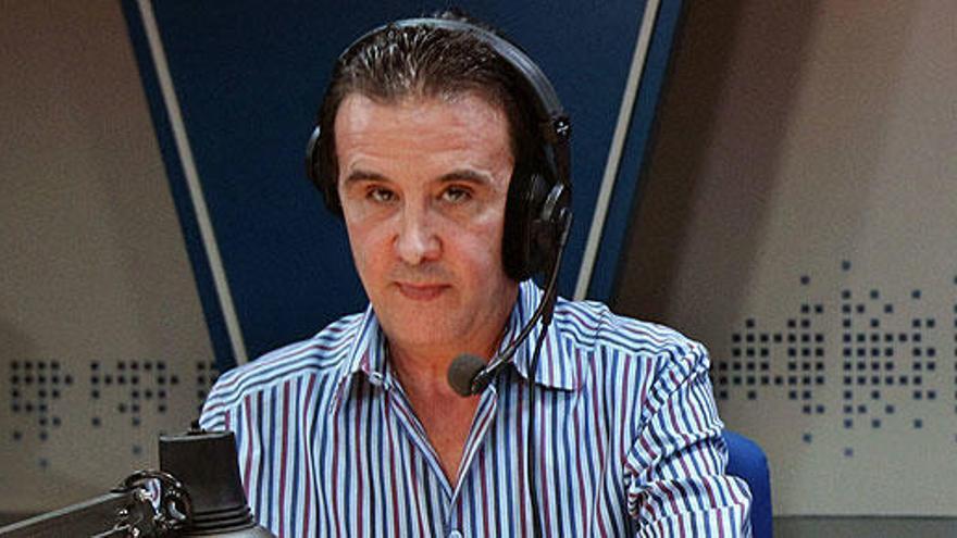 De la Morena dirigirá 'El transistor' en Onda Cero desde septiembre