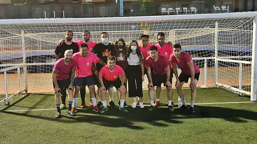Isaac Peral de Burjassot triunfa en la liga de fútbol 7