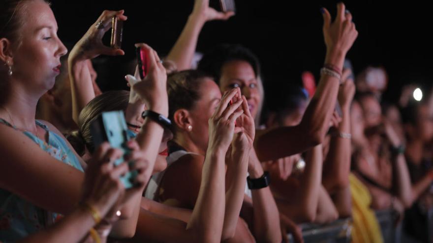Los Conciertos de Vivers cierran con 40.000 visitantes y una programación variada