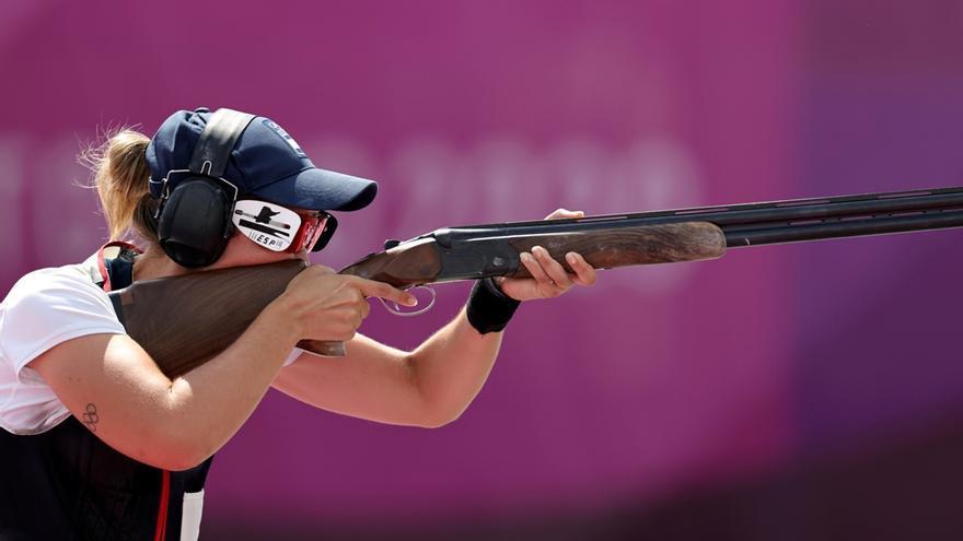 La campeona olímpica Fátima Gálvez regresa a la competición internacional