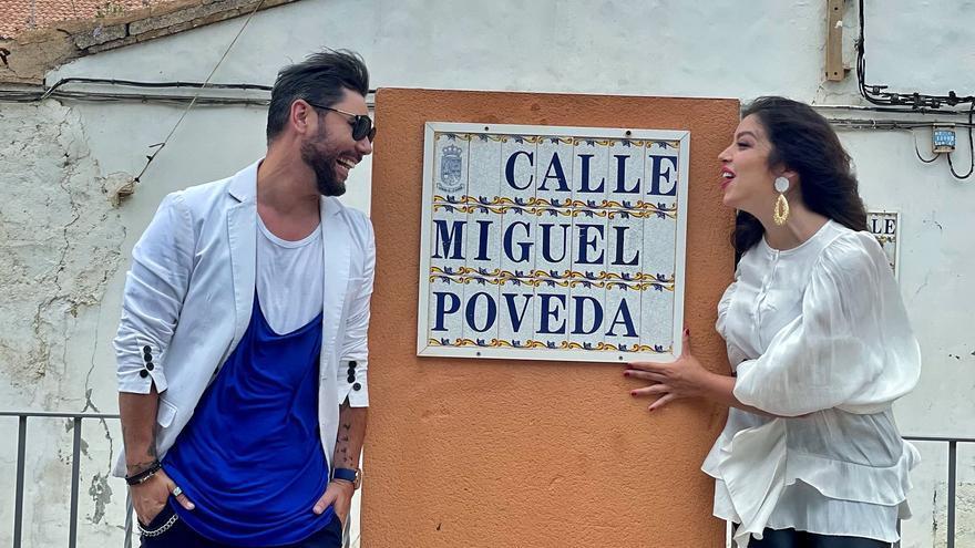 Miguel Poveda y Soleá Morente graban un programa sobre flamenco en La Unión