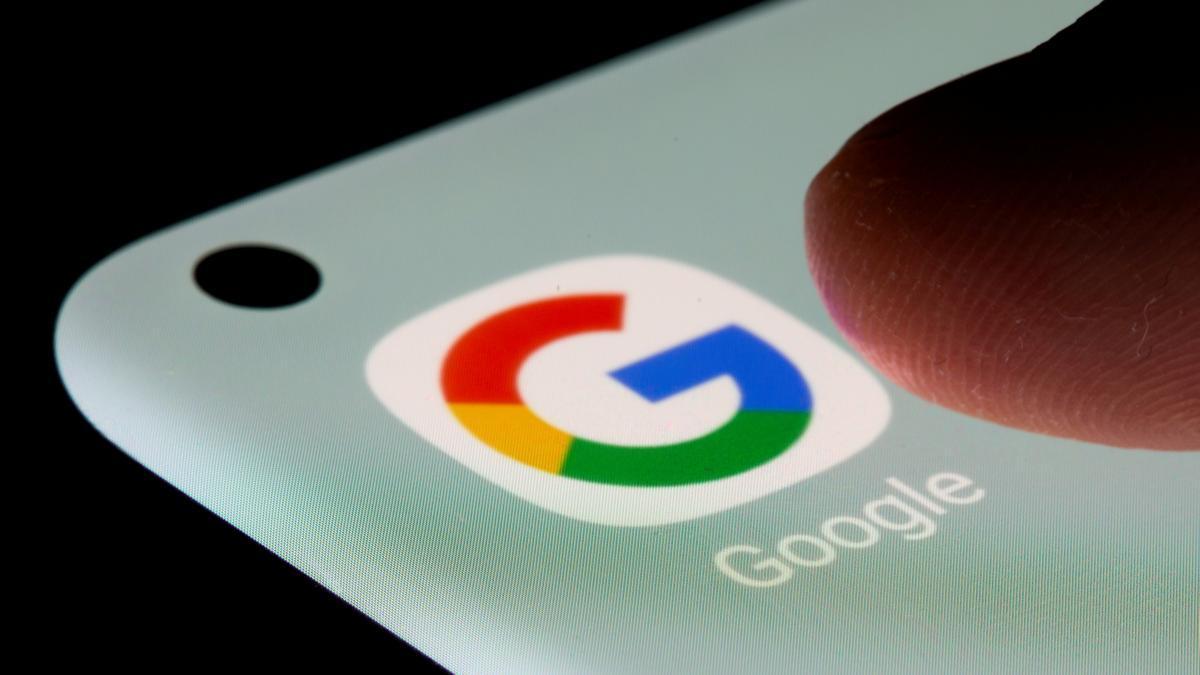 Google application.