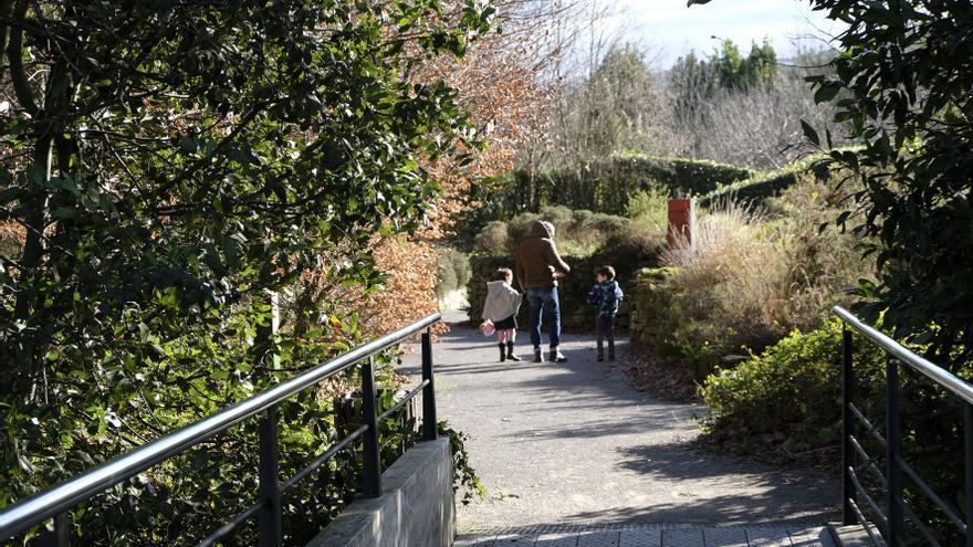 """Así diseña el Jardín Botánico de Gijón su futuro para ser """"un referente en Europa"""""""