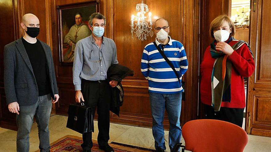 """El comité de Saint-Gobain: """"La apuesta por la empresa es de la plantilla"""""""