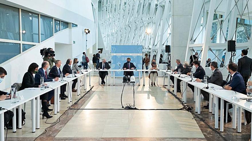 Galicia aspira a financiar con los Next Generation 32 proyectos de movilidad
