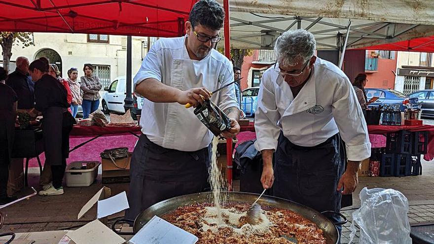 El comerç de Puigcerdà repartirà vals de menjar