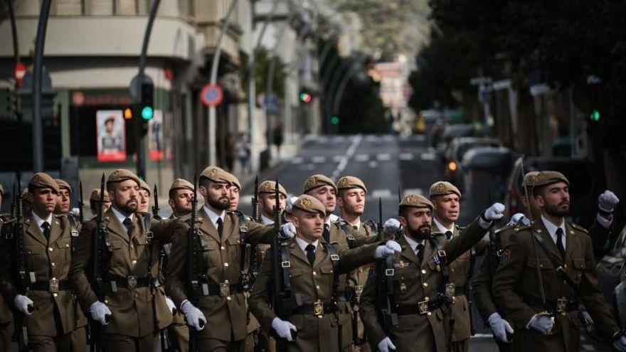 Convocadas 207 plazas para acceder al Ejército y la Armada en Canarias