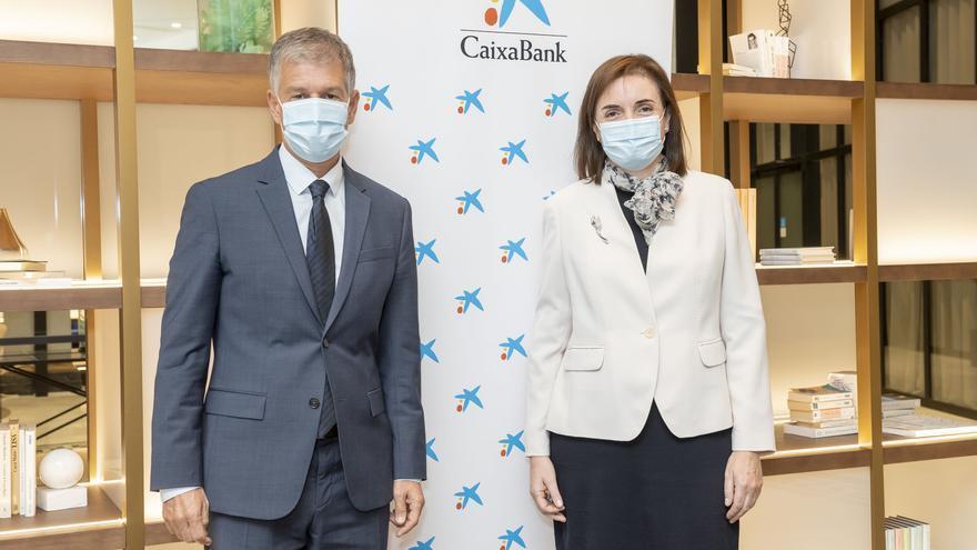 Cristina Ruiz Dealbert gana la fase territorial del Premio Mujer Empresaria CaixaBank 2020 en la Comunidad