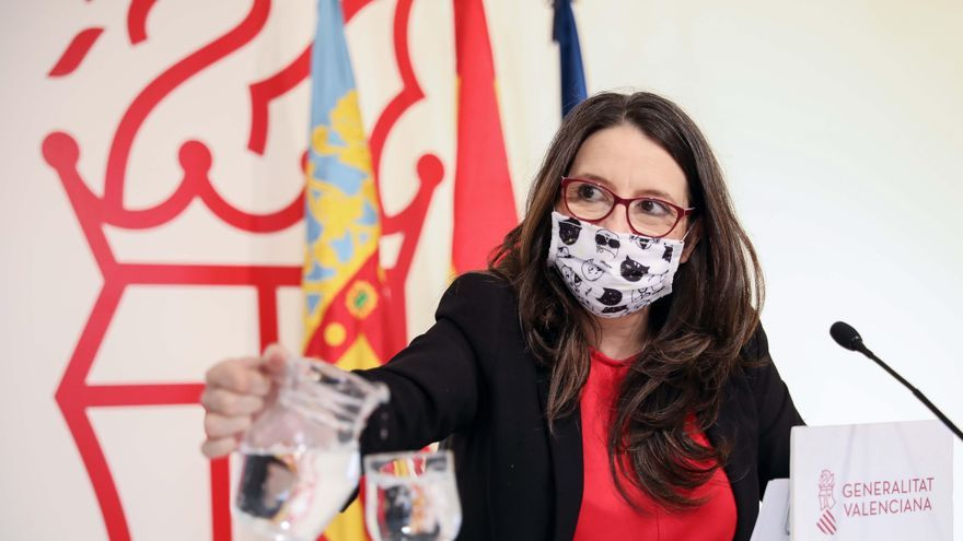 """Oltra anuncia que se reunirá con Puig la próxima semana y reconoce que """"hay miradas diferentes dentro del Consell"""""""