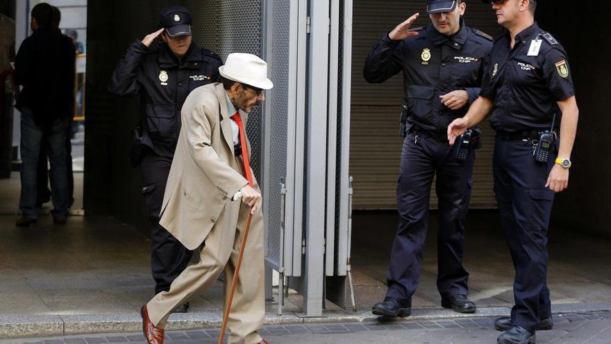 Alfonso Guevara, el jutge que es fa valer a crits
