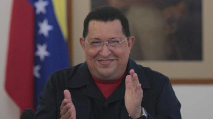 """Chávez, en la """"recta final"""" de su tratamiento contra el cáncer"""